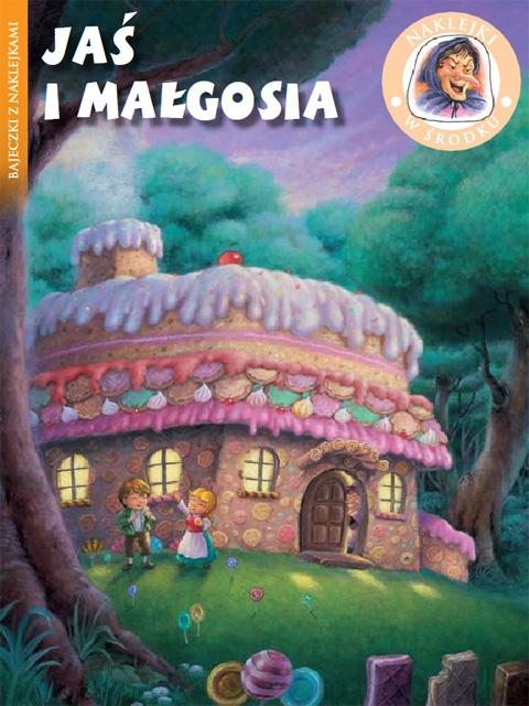 Jaœ i Małgosia - Bajeczki z naklejkami